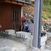 Fundamentierungsarbeiten für den Anbau des Geräteschuppens und Baumschnitt im Oktober 2019 - 5.jpg